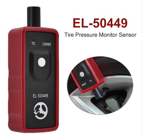 EL-50449 Auto Tire Pressure Monitor Sensor