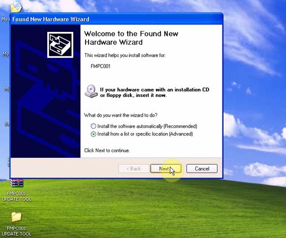 How to Update FMPC001 Incode Calculator for Ford Mazda