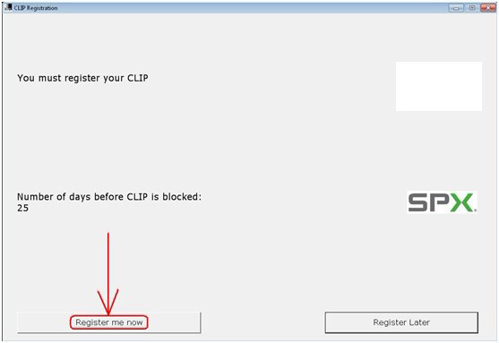 Renault CAN CLiP 171 software download