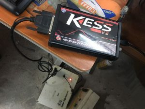 Red PCB KESS 5.017 EU For BMW