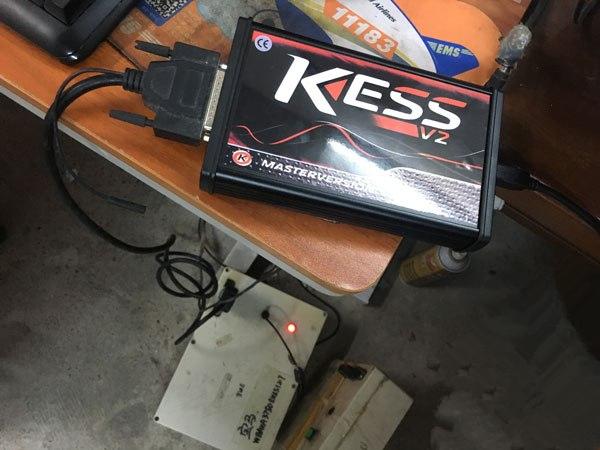 Red PCB KESS 5.017 EU For BMW