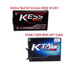 KESS 5.017 + KTAG 7.020