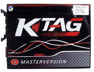 Red KTAG 7.020 Master