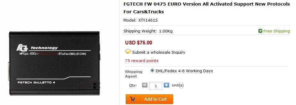 FGtech FW0475