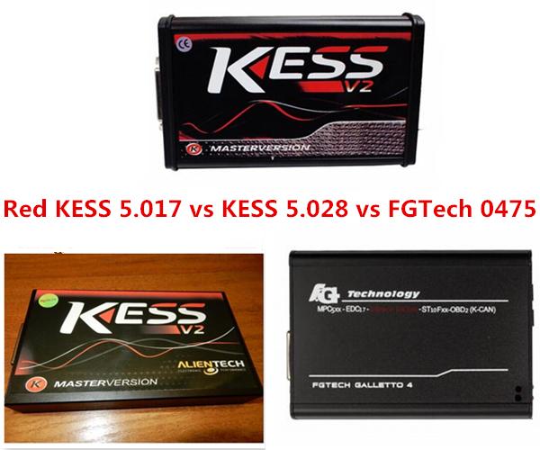 KESS 5.028 vs KESS 5.017 vs Fgtech 0475